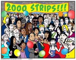 Rhapsodies at 2000!!! by wpmorse