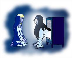 Carol-Anne-Meets-Sadako by wpmorse
