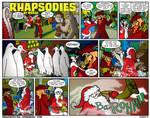 Santa Blows The Hunter's Horn by wpmorse
