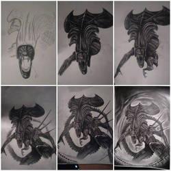 Alien - Making Of by A-G-Deac