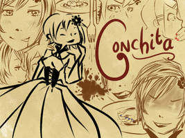Vocaloid: Conchita by oborozuki