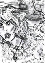 Werewolf by soudou