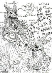 Death Dance by soudou