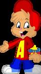 Alvin Seville by Tiny-Toons-Fan