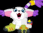 Gatomon by Tiny-Toons-Fan