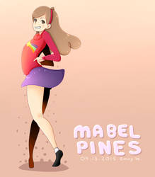 mabel pines by cortella