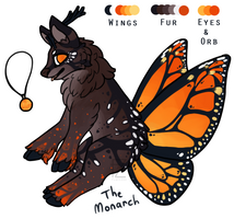 The Monarch [Fawnashi Auction] [CLOSED] by FluffZee
