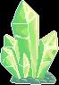 Crystal - Green [F2U] by FluffZee
