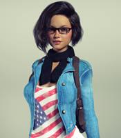 Emily(thesmartgirl) by Eclesi4stiK