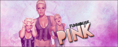 P!nk signature by darkeyeddreamer