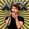 Alex Gaskarth Icon by darkeyeddreamer