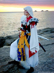 Watching the sunset - Cosplay by Yukilefay
