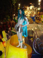 at Rio Carnival 2008 by Yukilefay