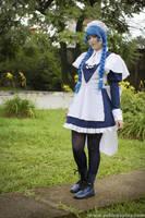 Cyber Maid by Yukilefay