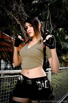 Tomb Raider - Lara Croft 2 by Yukilefay
