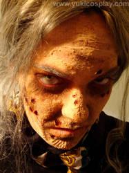 Drag me to Hell - make up by Yukilefay
