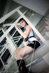 Jill Valentine - RE3 Cosplay by Yukilefay