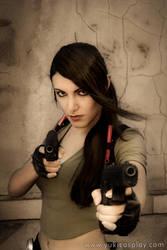 Tomb Raider Lara Croft Cosplay by Yukilefay