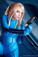 Samus Cosplay - Metroid by Yukilefay