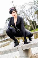Catwoman Cosplay by Yukilefay