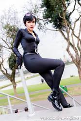 Catwoman cosplay - GeekCity by Yukilefay