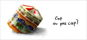 Graffiti App - Cap Ou Pas Cap by vampipe
