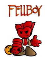Fell Boy by vampipe