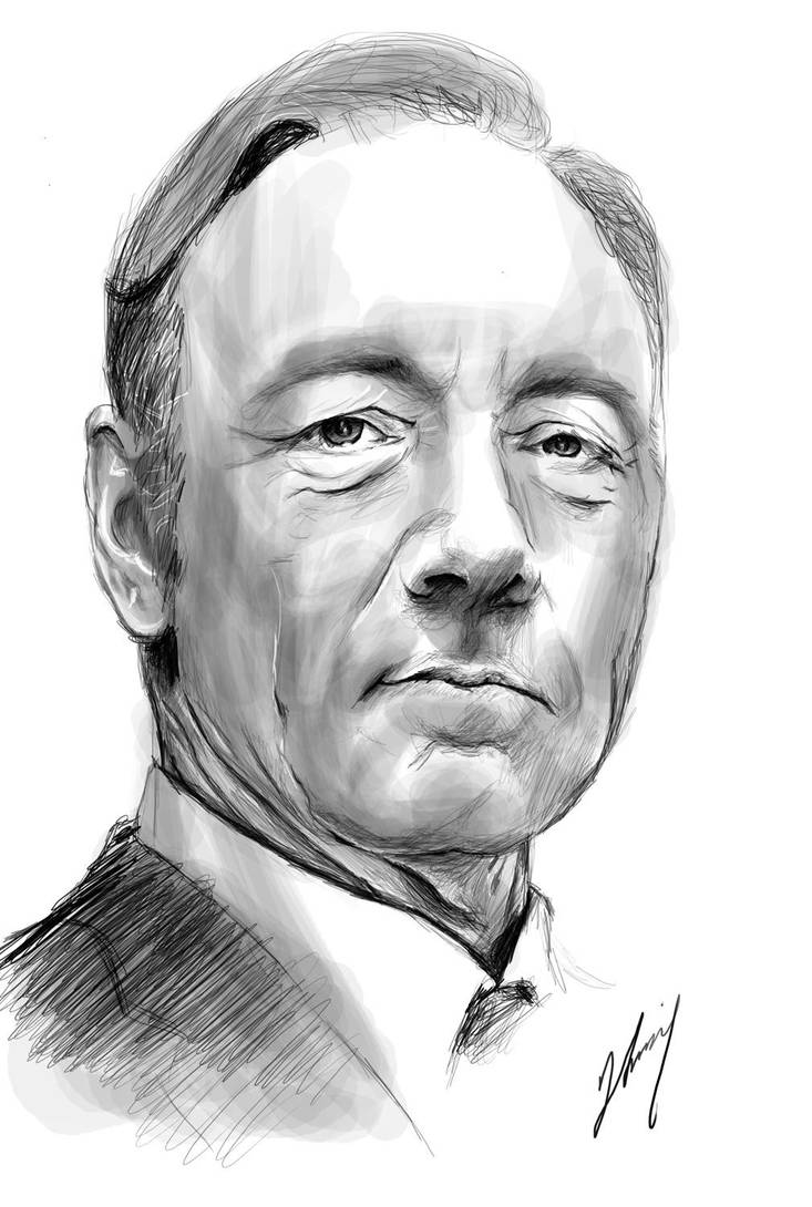 Frank Underwood by vampipe