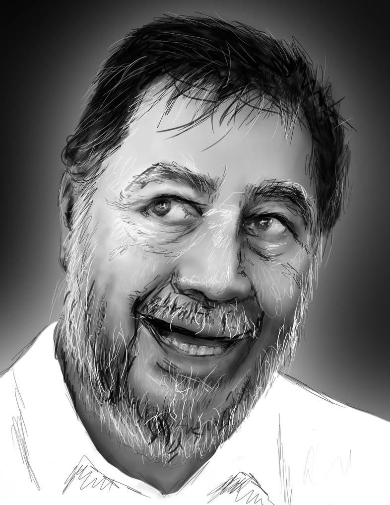 Gerardo Fernandez Norona by vampipe