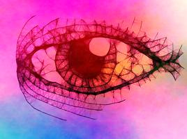 Left Eye by mrcentipede