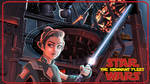 Final Duel Of The Jedi by pyraker