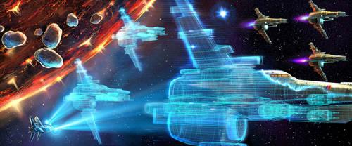 Decoy Fleet8 by pyraker