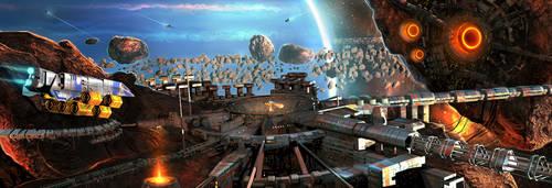 Belter Mega Colony 5g by pyraker