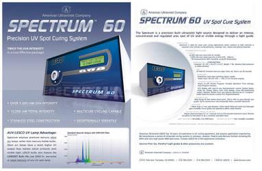Brochure LESCO Spectrum60 by juannoguerol