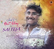 SAI TEJA BIRTHday 2017 by VNSNAGASAI