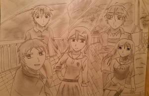Ano Hana Style by Hikari-Miyako
