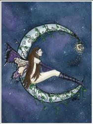 Moonlight Enchantment by MelissaDawn