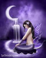 Moonlight Falls by MelissaDawn