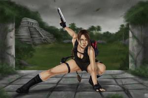 Tomb raider underworld by sbel02