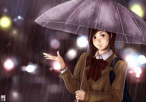 Grosse pluie by sbel02