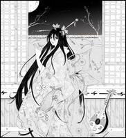 geisha by sbel02