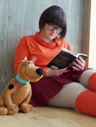 Now listen, Scooby... by NaokoSato