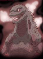 Shin Godzilla - January 2016 by Enshohma