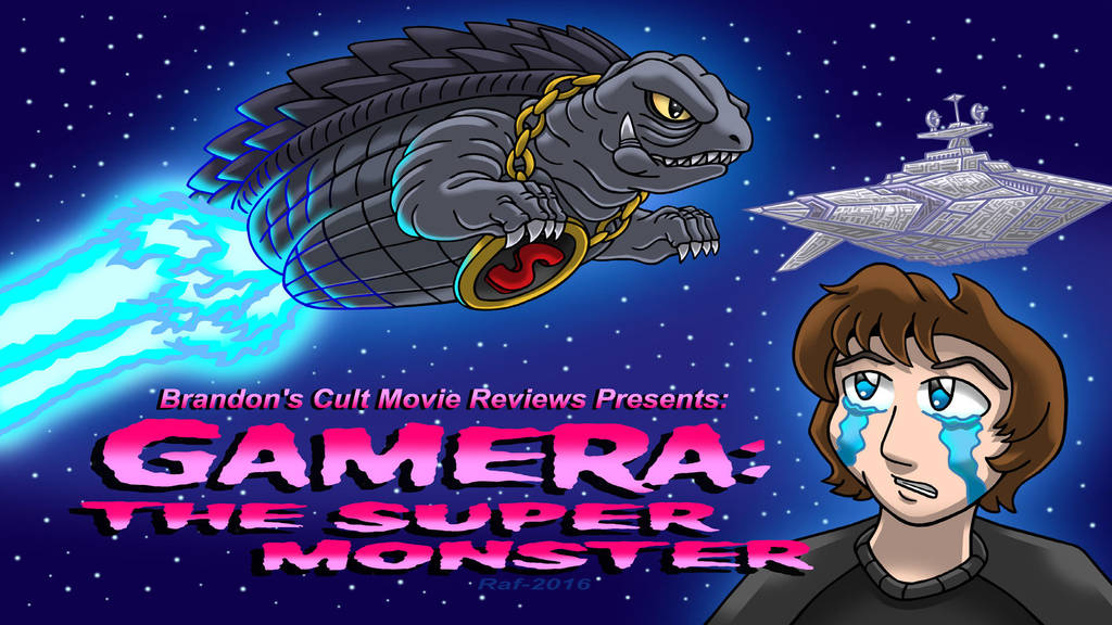 Brandon S Cult Movies Gamera The Super Monster By Enshohma On