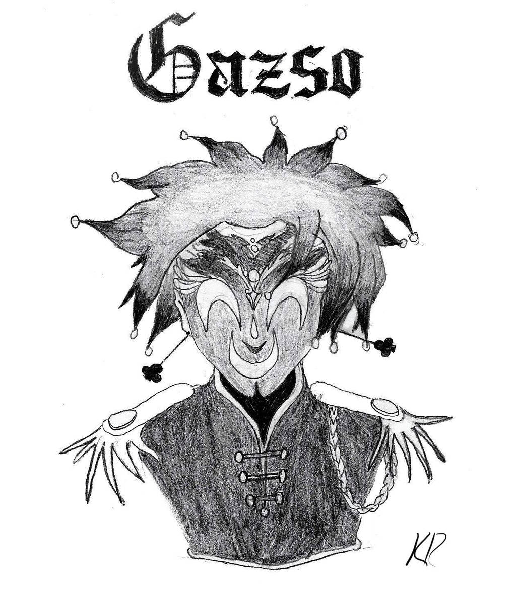 Gazso by kittycheetah14