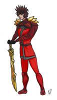 Kai Ninjago by kittycheetah14