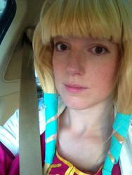 Zelda selfie by MaiTaitai