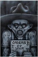 Orders of war by GTT-ART