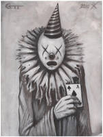 Ace of spades by GTT-ART
