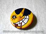 Soul Eater Moon 1.25 inch Pinback Button by LittleHouseCrafting